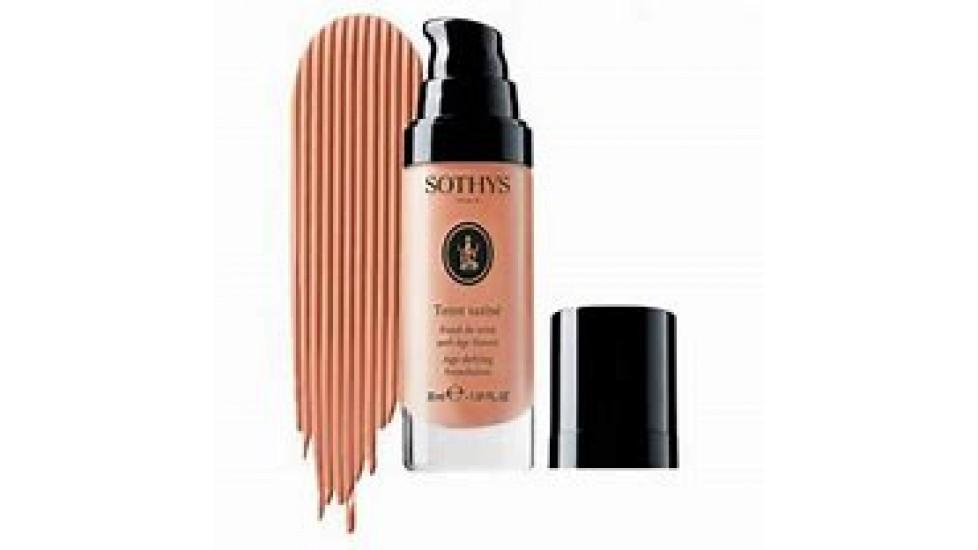 SOTHYS - SATINÉ  / Fond de Teint Anti-Âge Lissant  - Beige Rosé 30
