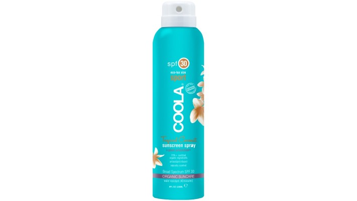 COOLA / Body SPF 30   Coconut Tropical Sunscreen Spray