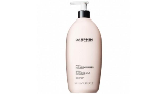 DARPHIN -  INTRAL /   Lait démaquillant à la camomille pour peaux sensibles